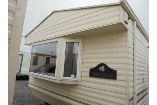 WILLERBY BERMUDA 36 X 12 REF 2644 DOUBLE GLAZED AND CENTRAL HEATED 3 BEDROOMS