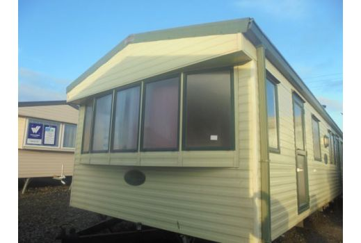 WILLERBY WESTMORLAND 35FT X 12FT REF: 2836 2 BED ELECTRIC HEATING !