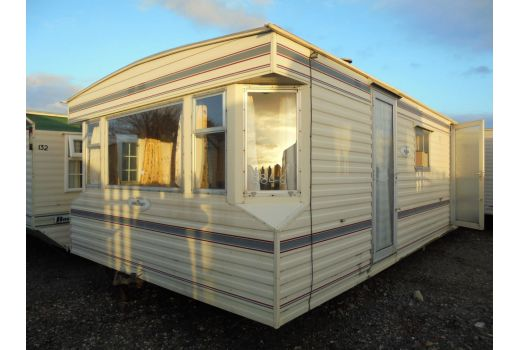 WILLERBY JUPITER 28FT X 12FT REF: 2846 2 BEDROOMS GOOD CONDITION !