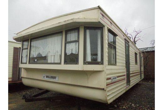 WILLERBY LEVEN 28FT X 12FT REF 2907   2 BEDROOMS