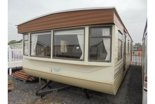 ATLAS PANACHE SUPER 35FT X 12FT REF: 2623 2 BEDROOMS