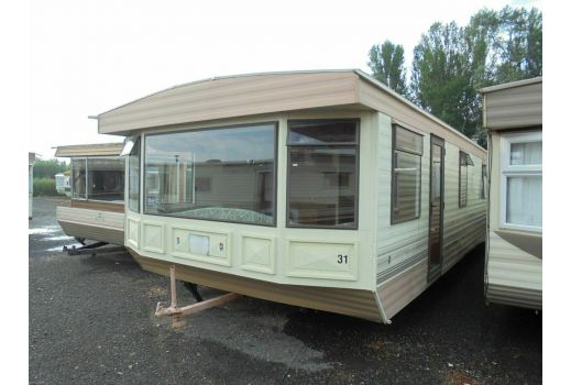 ABI Montrose, 35ft x 12ft. 2 bedrooms.  Good condition throughout. Ref: BE2938