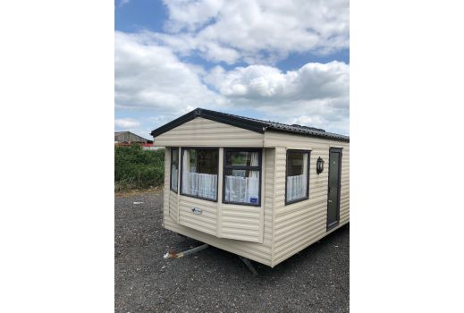 Willerby Herald, 35ft x 10ft, 3 bedrooms.  Ref: B3011