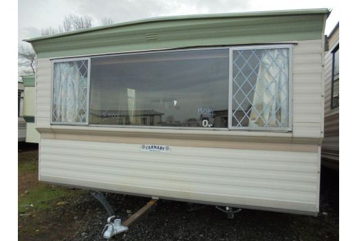 Dorset Crown, 28ft x 12ft, 2 bedrooms. Ref: B074