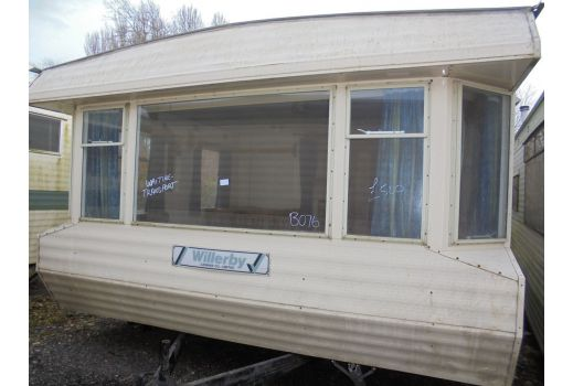 Willerby, 35ft x 12ft, 3 bedrooms. Ref: B076