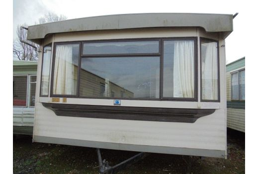 BK Bluebird Charisma, 35ft x 12ft, 2 bedrooms. Ref: B077