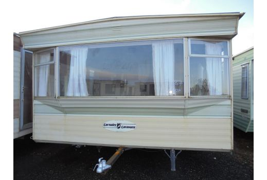 Carnaby Coronet, 34ft x 12ft, 3 bedrooms. Ref: B087