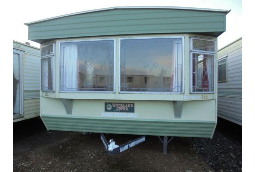 Atlas Woodland Super, 28ft x 12ft, 2 bedrooms. Ref: B088