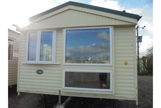 Atlas Lakeland Super, 35ft x 12ft. 2 bedrooms.  Double Glazed. Central Heating. Ref: C148