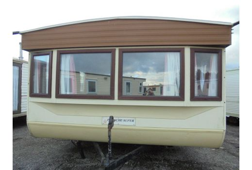 Atlas Panache, 32ft x 12ft, 2 bedrooms. Double Glazed. Ref: B152