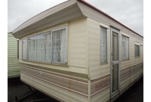 BK Baroness, 31ft x 12ft, 2 bedrooms.  Ref: 2908