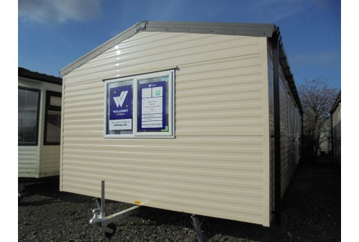 BRAND NEW Willerby Mistral, Ref: C2919, 2019 model, 2 bed, central lounge, double glazing, central heating