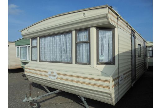 Willerby Granada, 28 x 12 ft, 2 bed, new boiler.  Ref: B2932