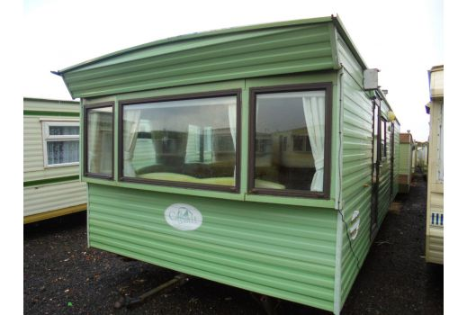 Cosalt Resort, 29ft x 10ft, 2 bedrooms.  Double glazing.  Excellent condition throughout. Ref: B2946