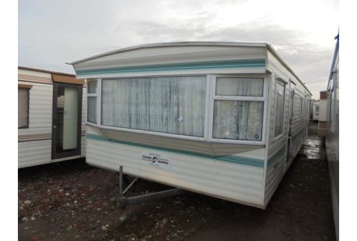 CARNABY CROWN 35FT X 12FT REF: 2384 STATIC CARAVAN. Ref: 2384