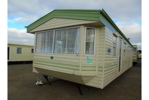 ABI Brisbane, 35ft x 12ft, 2 bedrooms.  Very Good condition.  Ref: C2950