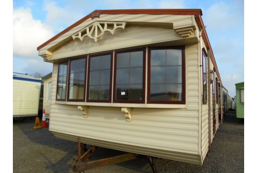 Granada Willerby, 35ft x 12ft, 2 bedrooms, Double Glazed, Central Heating.  Excellent condition. Ref: C2959