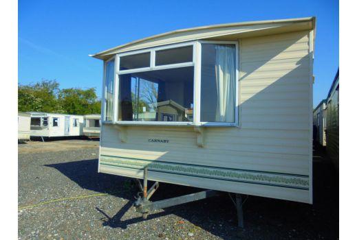 Carnaby Belvedere, 32ft x 12ft.  3 bedrooms. Double Glazed.  Ref: C2984