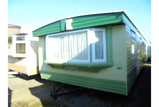 Atlas Status Super.  36ft x 12ft.  2 bedrooms.  Double Glazed. Excellent condition.  Ref: C9285