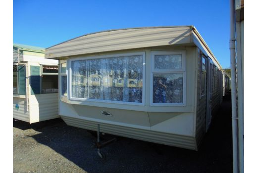 ABI Montrose, 35ft x 12ft, 2 bedroom's.  Double Glazed.  Ref: C2966