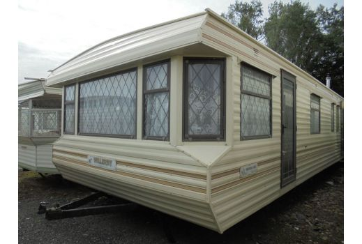 Willerby Granada, 35ft x 12ft, 3 bedrooms.  Ref: BE3008