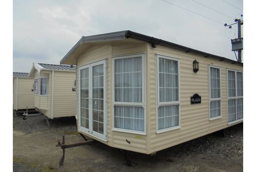 Brentmere Plaza, 38ft x 12ft. 2 bedrooms. Double Glazed & Central Heating.  Ref: C4022