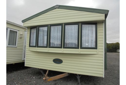 Willerby Westmorland, 35ft x 12ft, 2 bedrooms.  Double Glazed. Central Heating.  Ref: C4061.