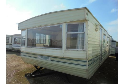 Willerby Herald, 35ft x 12ft. 2 bedrooms.  Ref: 2567