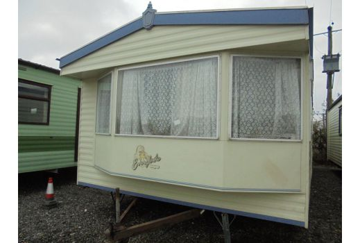 Atlas Everglade, 35ft x 12ft, 2 bedrooms. Ref: C4272