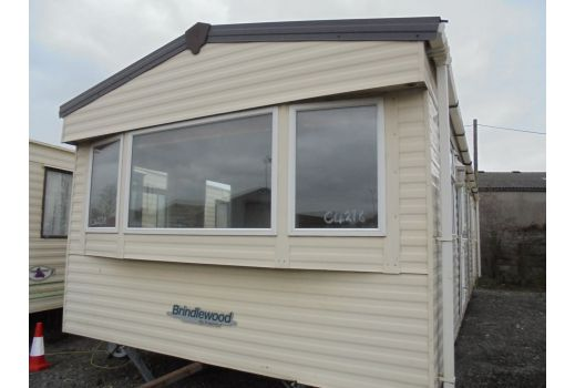 Kingston Brindlewood, 35ft x 12ft, 2 bed. Double Glazed. Tile Pitched roof. Ref: C4278