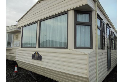 Willerby Countrystyle. 35ft x 12ft. 2 bedrooms. Double Glazed. Central Heating. Ref: C4326