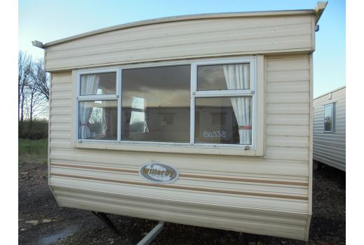 Willerby Caernafon, 28ft x 10ft, 2 bedrooms.  Ref: B4338