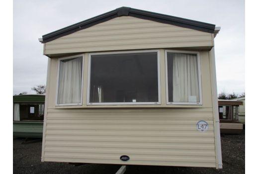 ABI Vista, 36ft x 10ft, 3 bedrooms.  Ref: B437