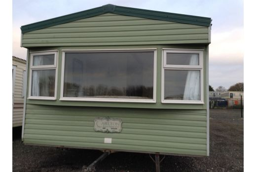 Cosalt Carlton Static Caravan, 38ft x12ft, 3 bed. Double Glazed. Central Heating.  Ref: C392
