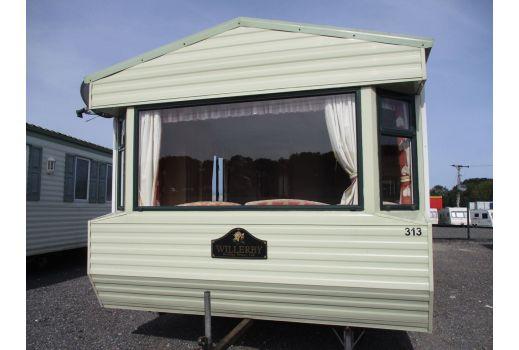 WILLERBY WESTMORLAND, 30FT X 10FT. 2 BEDROOMS. REF: C591