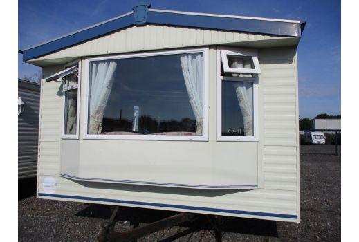 Atlas Moonstone, 35 x 12ft, 3 bedrooms. Double Glazed. Ref: C611