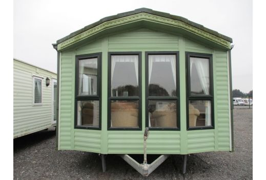 Willerby Winchester, 38ft x 12ft, 2 bed. Double Glazed. Central Heating. Ref: C634