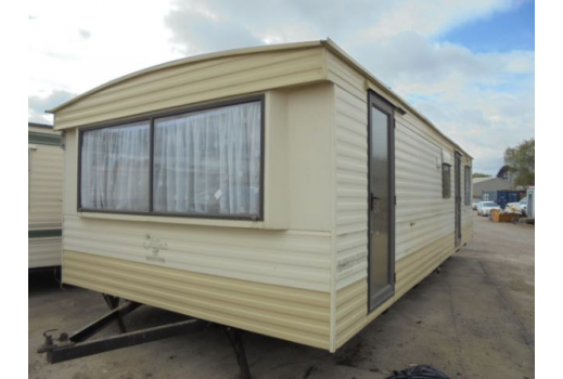 Atlas Fanfare, 28ft x 12ft, 2 bedrooms. Very good condition throughout.  Ref: 2088