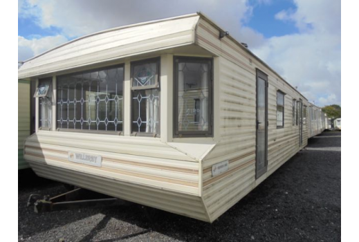 Willerby Granada, 35ft x 12ft, 2 bedrooms.  Good condition throughout.  Ref: 2199