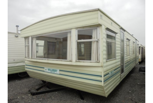 Willerby Herald, 32x 12ft, 2 bedrooms, Good condition throughout.  Ref: 1531