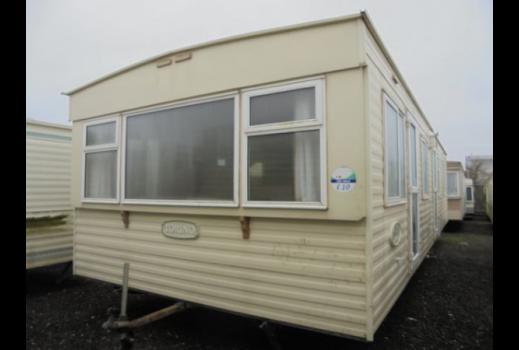 Cosalt Torino Superwarm Plus. 35ft x 12ft. 2 bedrooms. Double Glazed. Central Heating. Ref: B4108