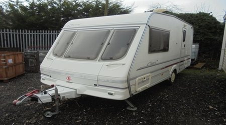 Touring Caravans Accepted